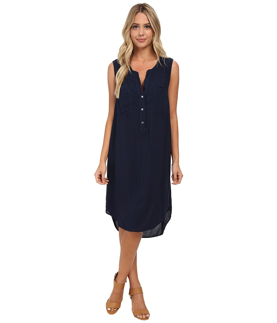 Velvet by Graham & Spencer - Eliah Sleeveless Challis Dress (Postman) Women's Dress