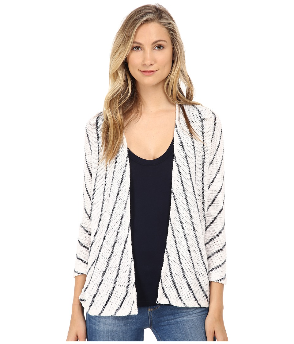 Velvet by Graham & Spencer - Calera Cardigan (White) Women's Sweater