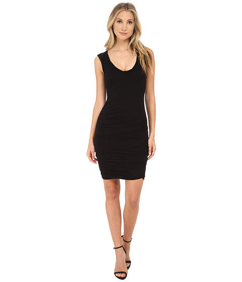 Velvet by Graham & Spencer - Varella Dress (Black) Women