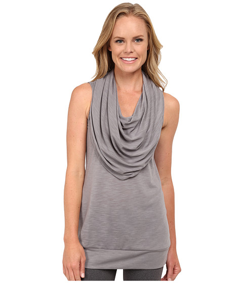 Lucy - Body and Mind Tunic (Silver Filigree) Women