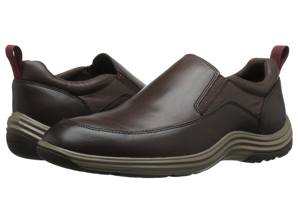 Cole Haan Tucker Grand Slip-On (Chestnut) Men
