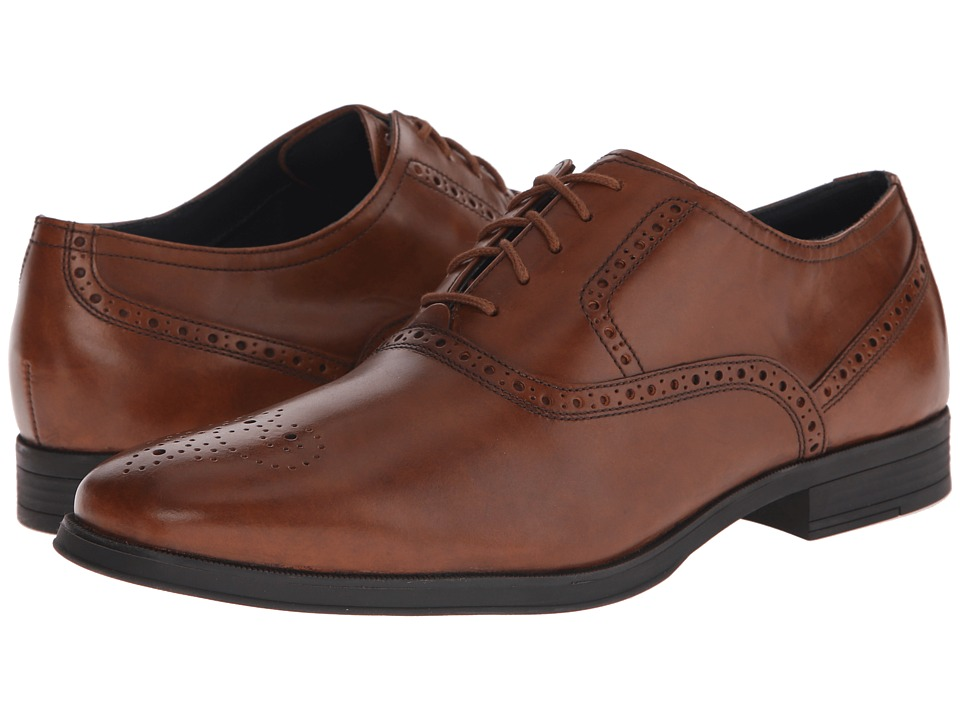 Cole Haan - Montgomery Wing Ox (British Tan) Men