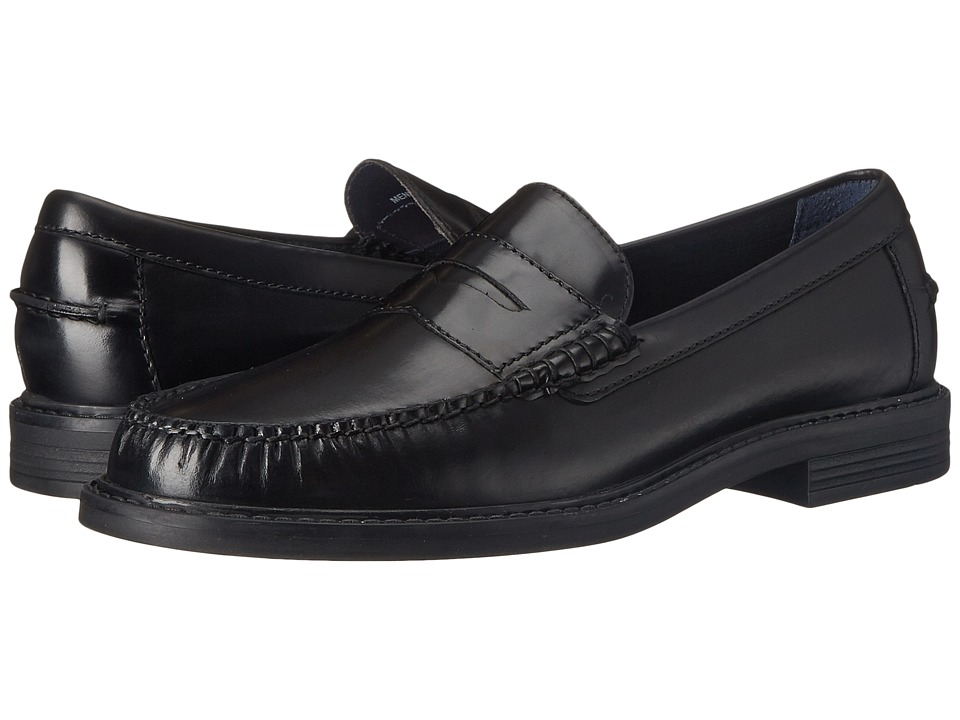 Cole Haan - Pinch Campus Penny (Black) Men's Slip-on Dress Shoes