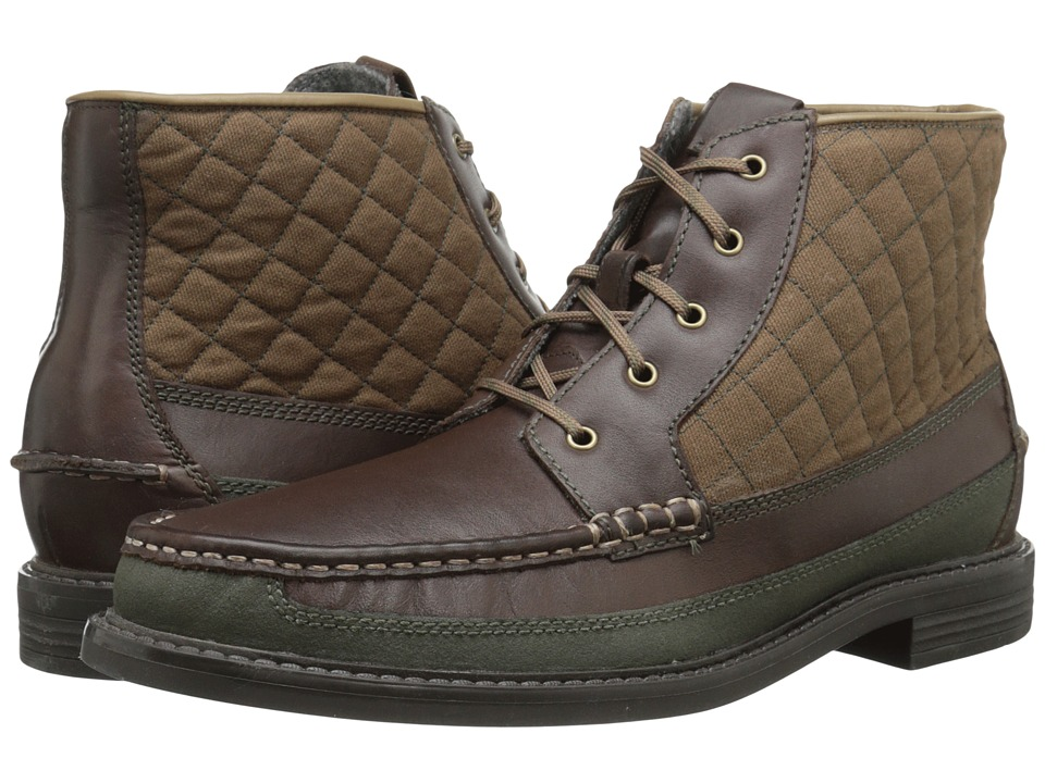 Cole Haan Pinch Campus Boot (Chestnut) Men