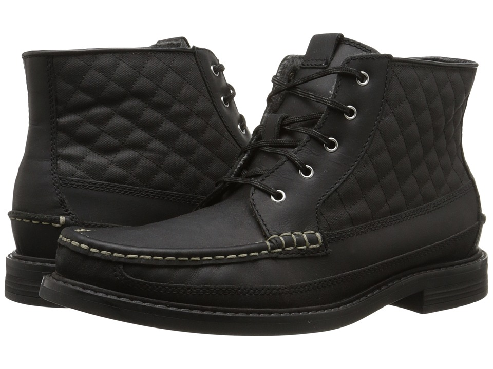 Cole Haan Pinch Campus Boot (Black) Men
