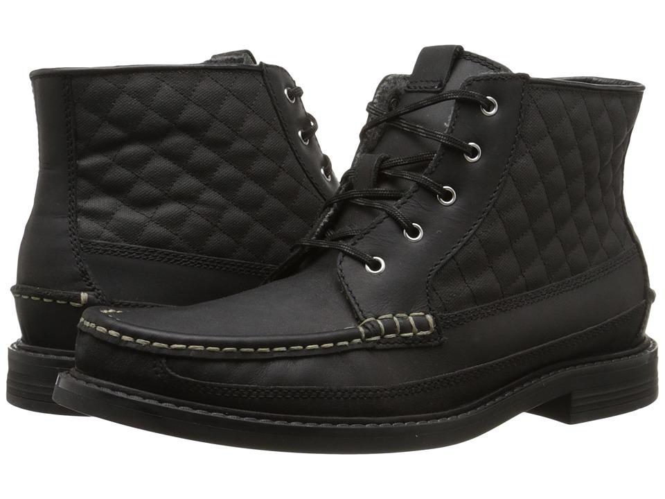 Cole Haan - Pinch Campus Boot (Black) Men's Boots