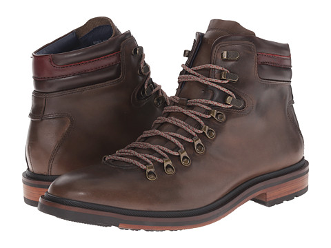 Cole Haan - Cranston Hiker (Smoke) Men's Boots
