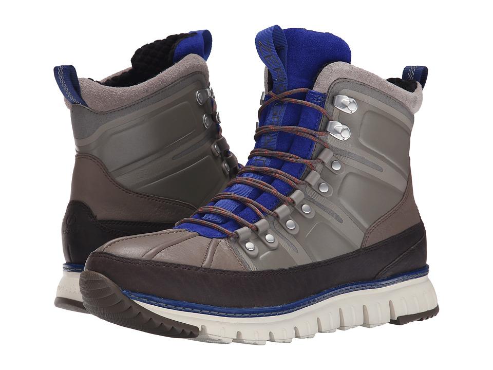 Cole Haan - Zerogrand Sport Boot (Driftwood) Men's Boots