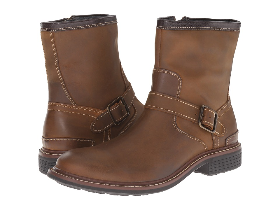 Cole Haan Bryce Zip Boot (Partridge) Men