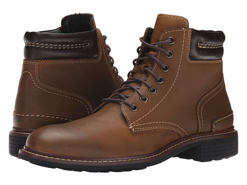 Cole Haan Bryce Lace Boot (Hazel) Men