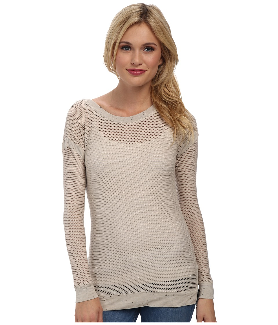 Tart - Ramona Top (Dark Oatmeal) Women