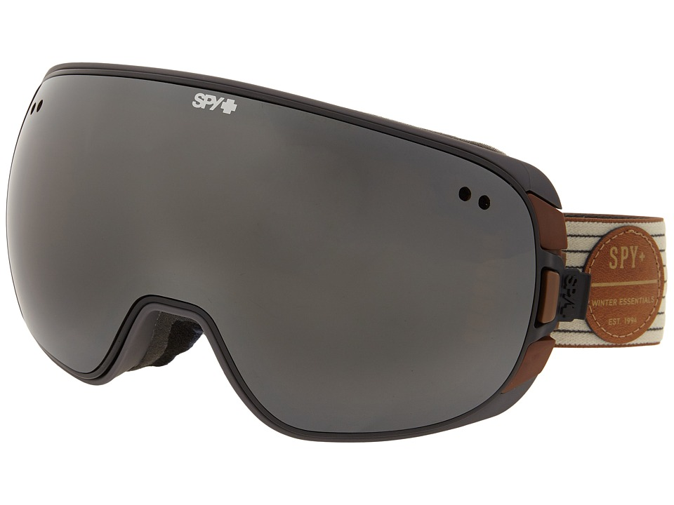 Spy Optic - Doom (Heritage White/Bronze/Silver Mirror/Blue Contact) Snow Goggles