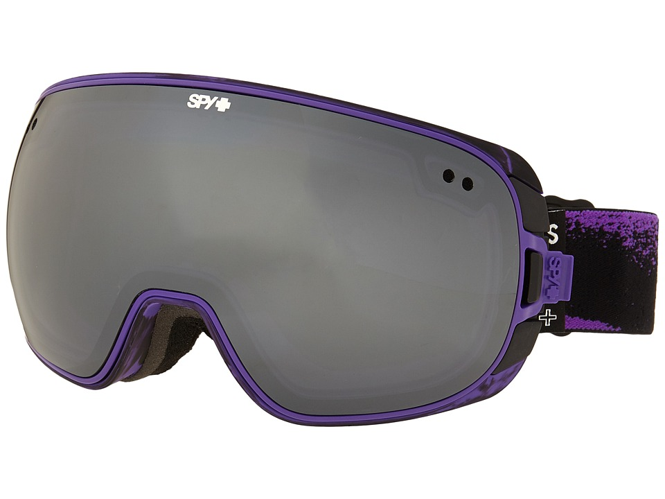Spy Optic - Doom (Masked Purple/Gray/Black Mirror/Pink Contact) Snow Goggles