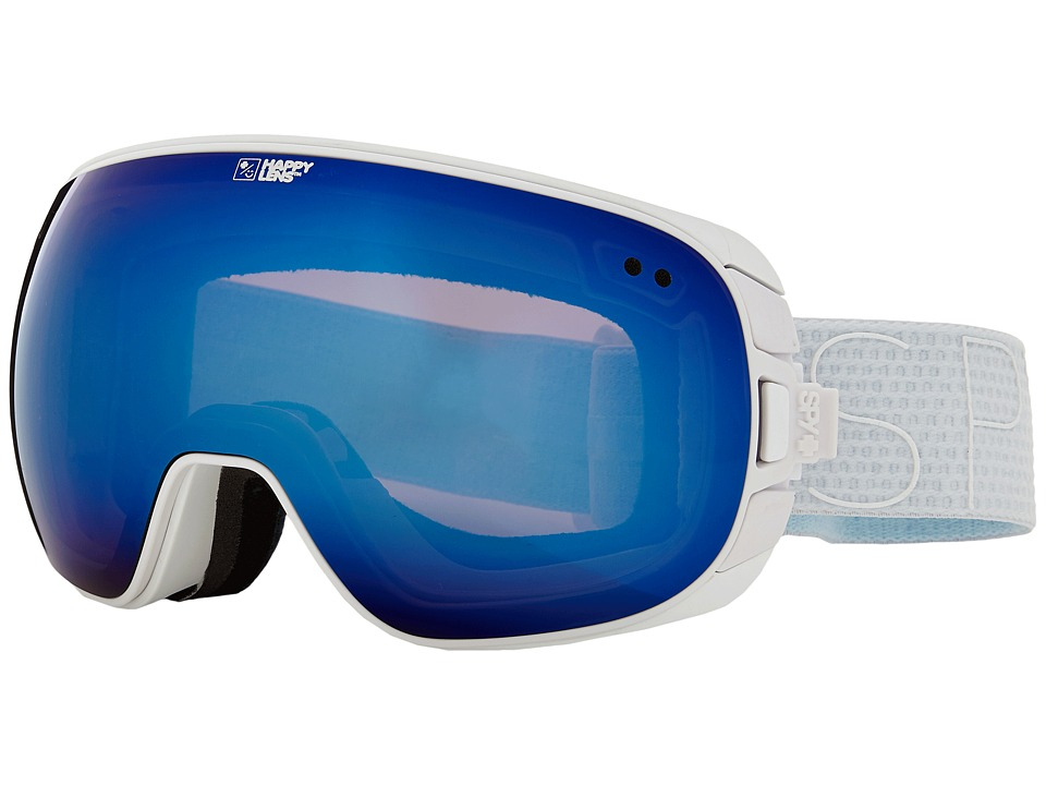Spy Optic - Doom (Spy/Eero Niemela/Happy Bronze/Dark Blue Spectra/Happy Persimmo) Snow Goggles