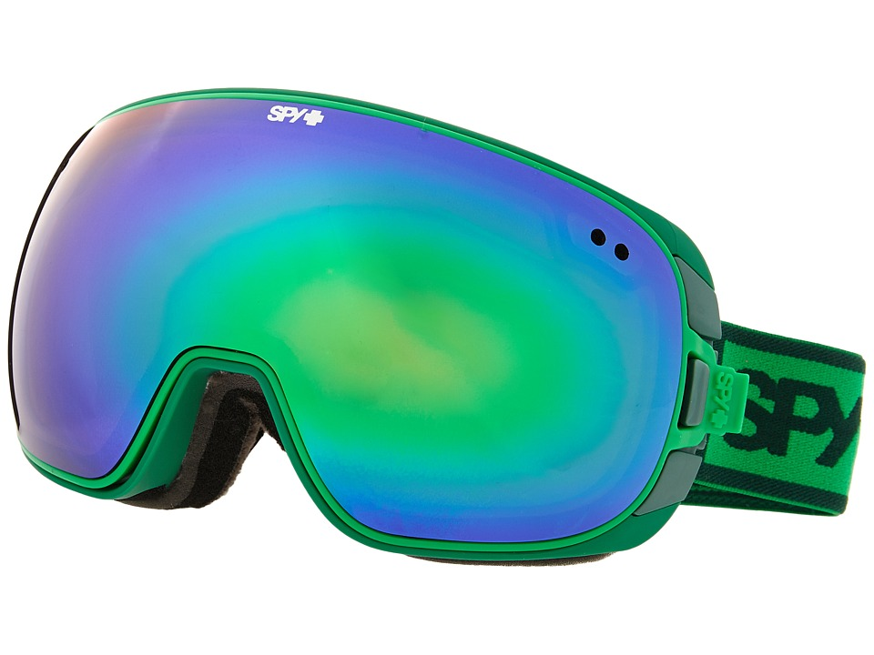 Spy Optic - Doom (Elemental Green/Bronze/Green Spectra/Yellow Contact) Snow Goggles