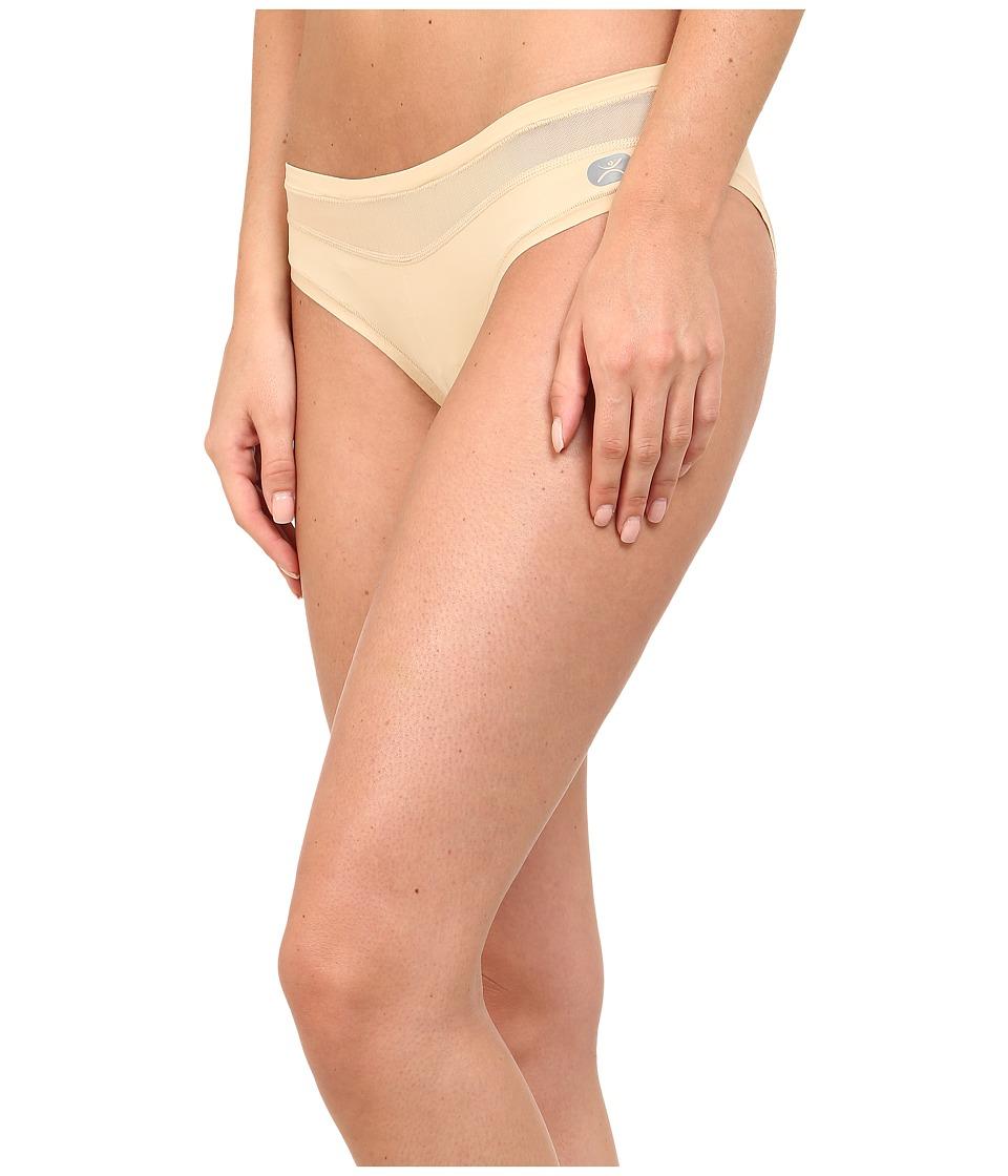 Terramar - Microcool Bikini W8818 1-Pair Pack (Nude) Women's Underwear