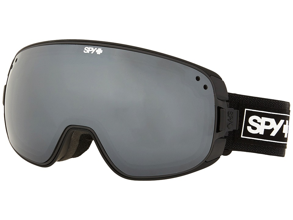 Spy Optic - Bravo (Nocturnal/Gray/Black Mirror/Persimmon Contact) Snow Goggles
