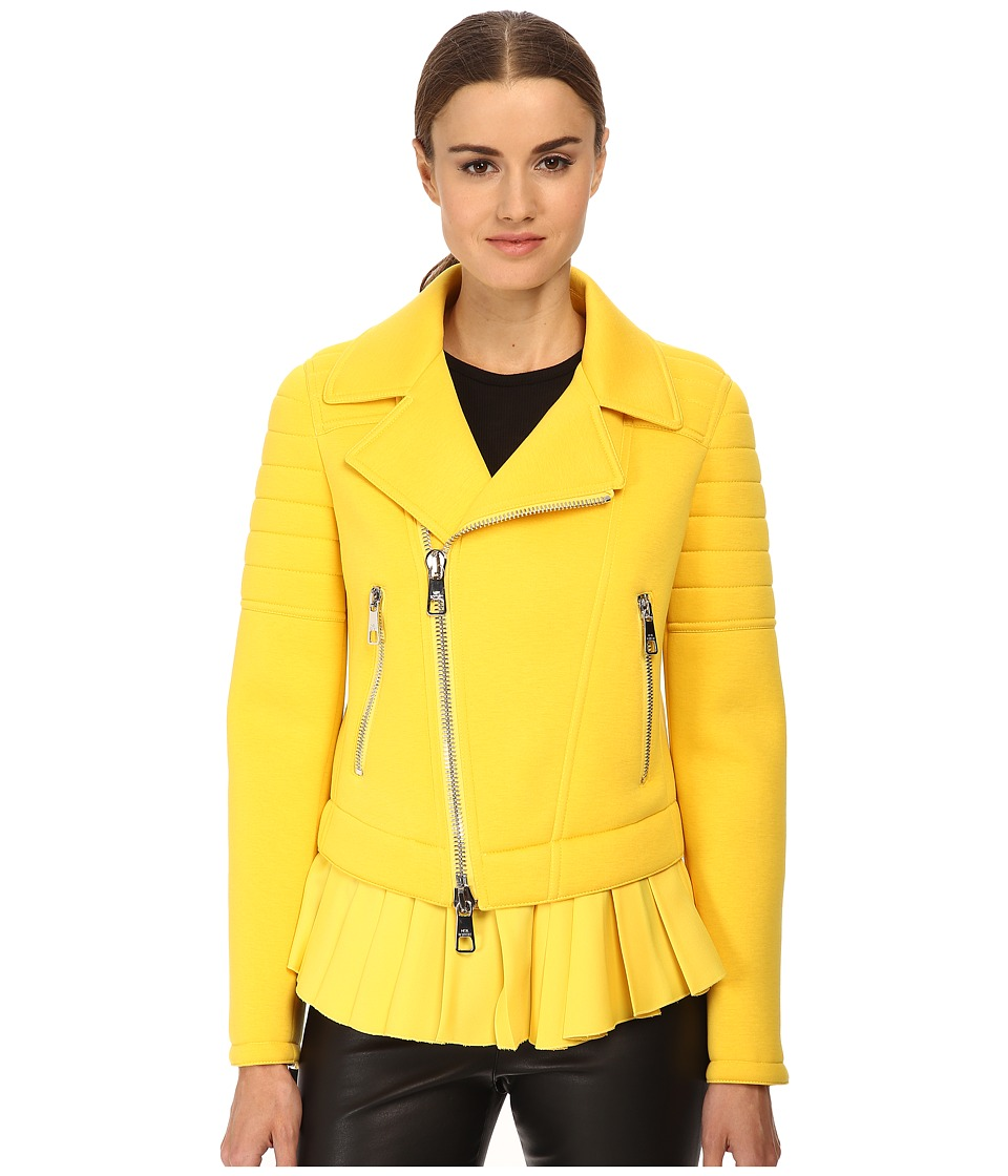 Neil Barrett - PNSP69CV (Yellow/Yellow) Women's Coat