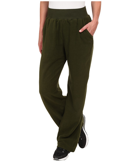 Fila - Comfy Pants (Rifle Green/Rifle Green) Women