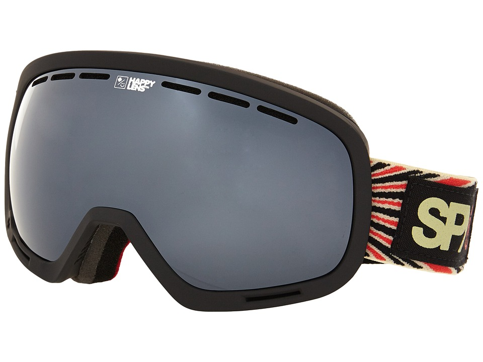 Spy Optic - Marshall (Spy/Non-Toxic Revolution/Happy Gray Green/Silver Mirror) Snow Goggles