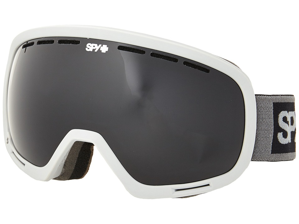 Spy Optic - Marshall (Elemental Gray/Dark Gray/Yellow Contact) Snow Goggles