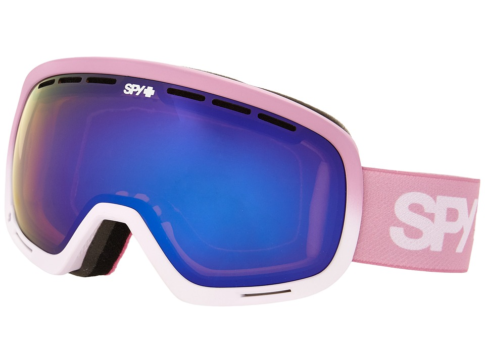 Spy Optic - Marshall (Violet Fade/Bronze/Dark Blue Spectra/Pink Contact) Snow Goggles