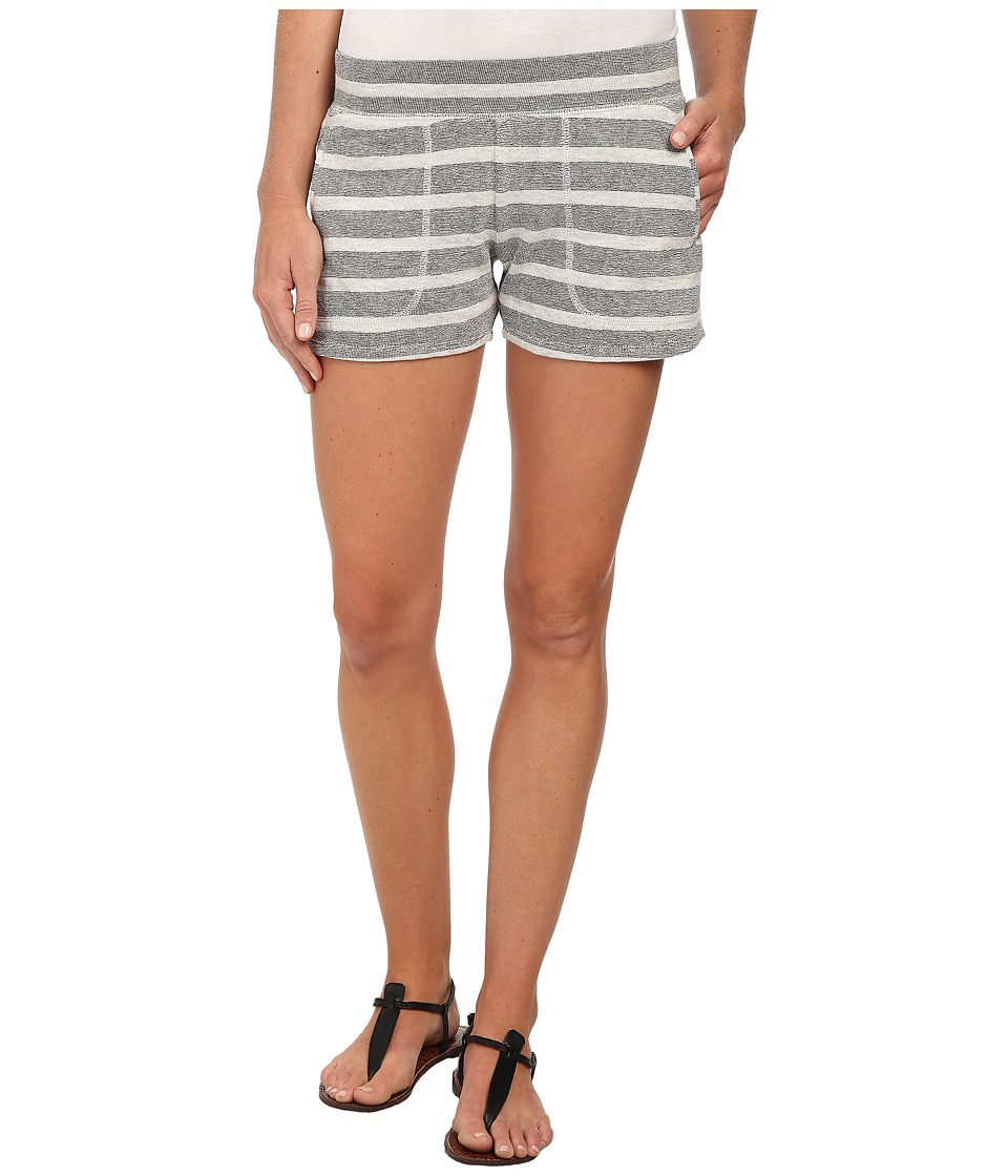 Lucky Brand - Striped Shorts (Black Multi) Women's Shorts