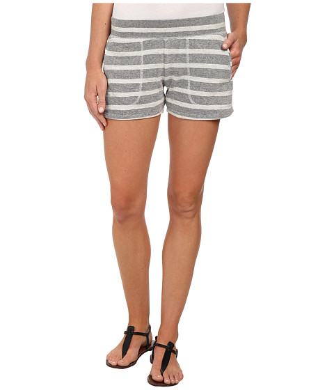 Lucky Brand - Striped Shorts (Black Multi) Women