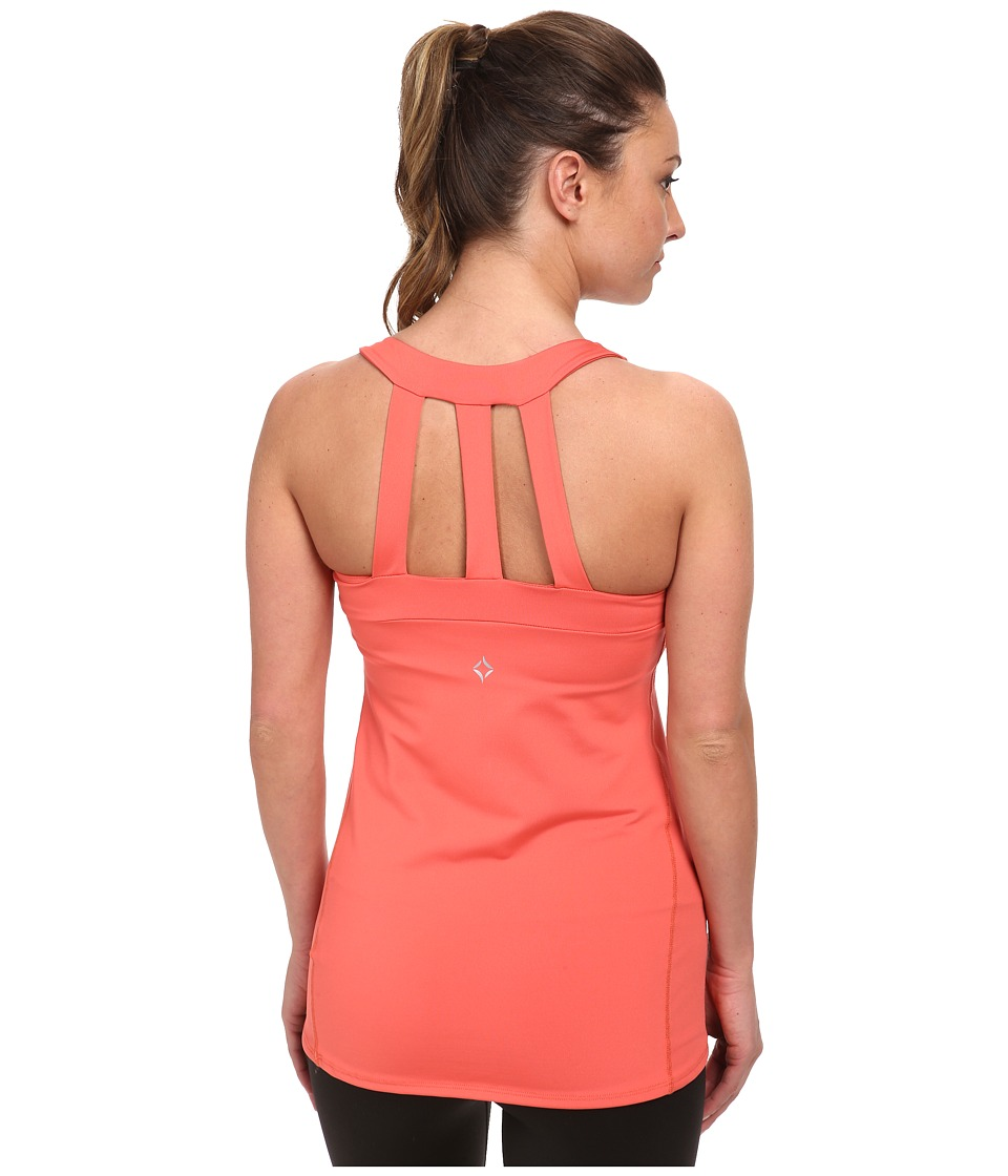 Stonewear Designs - Siren Strappy Top (Watermelon) Women's Clothing