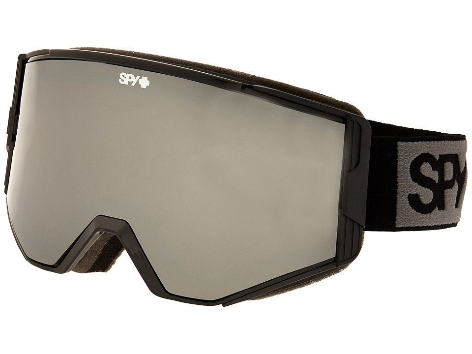Spy Optic - Ace (Black/Bronze/Silver Mirror/Persimmon) Goggles