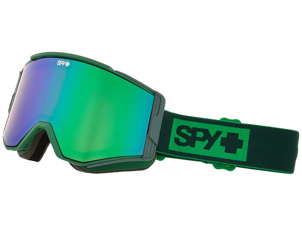 Spy Optic - Ace (Elemental Green/Bronze/Green Spectra/Yellow) Goggles