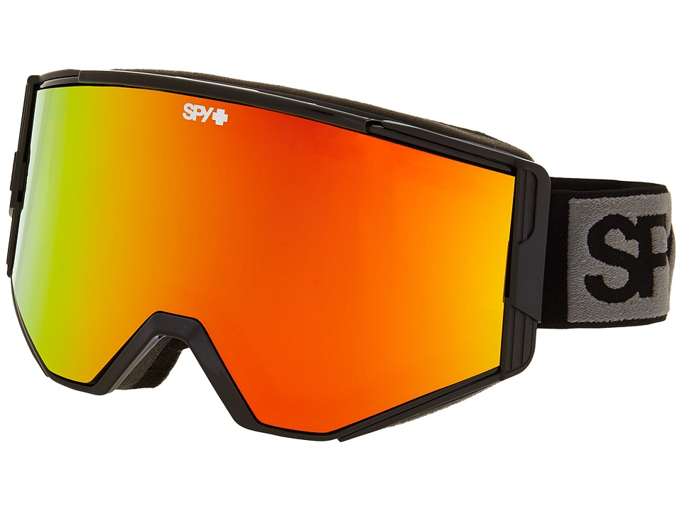 Spy Optic - Ace (Black/Bronze/Red Spectra/Blue) Goggles