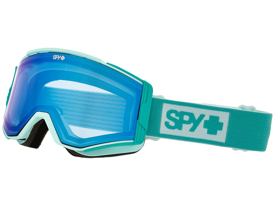 Spy Optic - Ace (Elemental Mint/Blue Contact/Bronze) Goggles