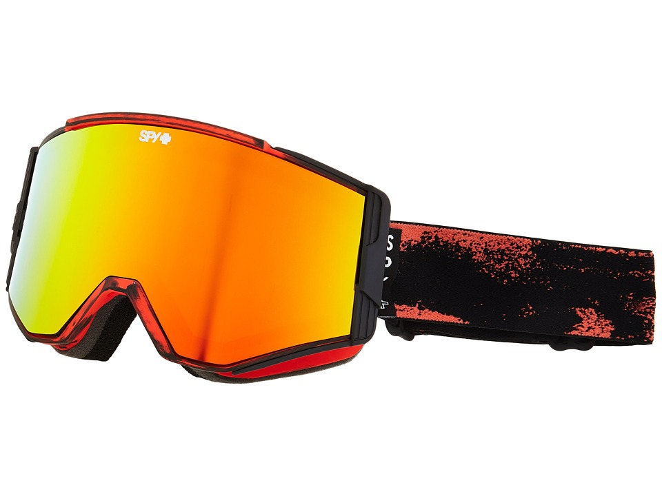 Spy Optic - Ace (Masked Red/Bronze/Red Spectra/Blue) Goggles