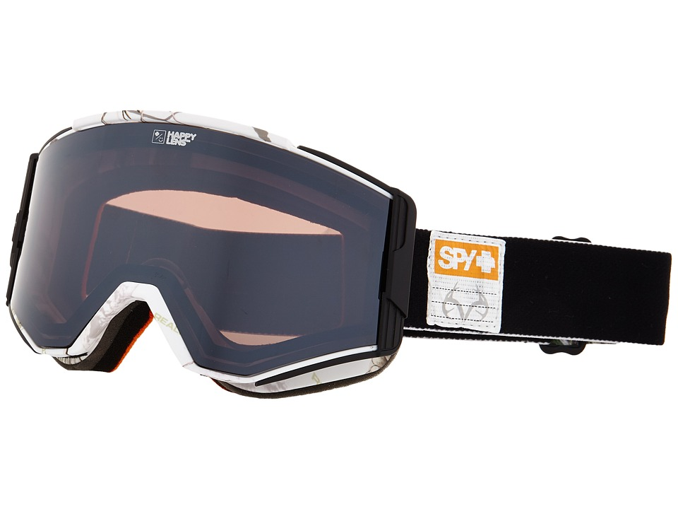 Spy Optic - Ace (Spy/Real Tree/Happy Bronze/Silver Mirror/Happy Persimmon) Goggles