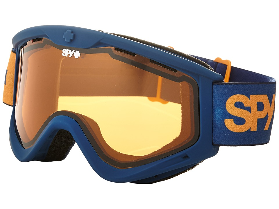 Spy Optic - Targa 3 (Blue Fade/Persimmon) Snow Goggles