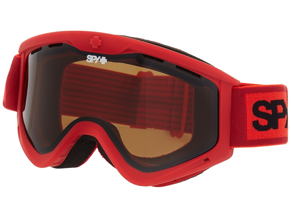 Spy Optic - Targa 3 (Elemental Red/Bronze) Snow Goggles