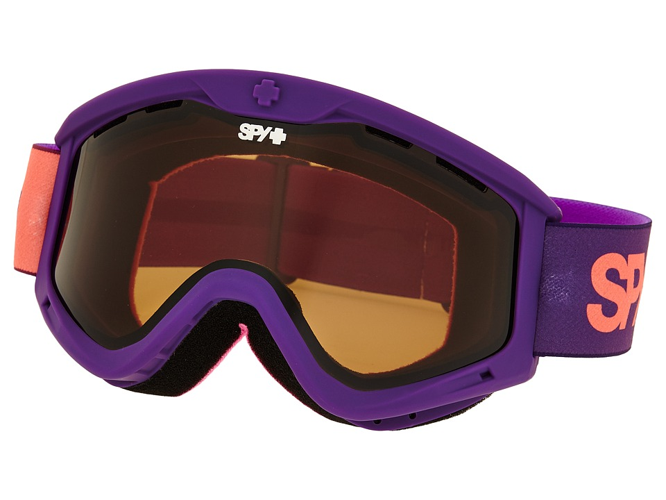 Spy Optic - Targa 3 (Purple Fade/Bronze) Snow Goggles