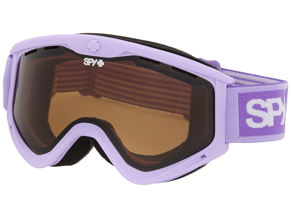 Spy Optic - Targa 3 (Elemental Lavender/Bronze) Snow Goggles