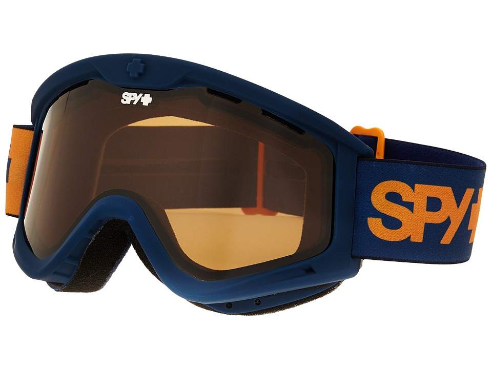 Spy Optic - Targa 3 (Blue Fade/Bronze) Snow Goggles