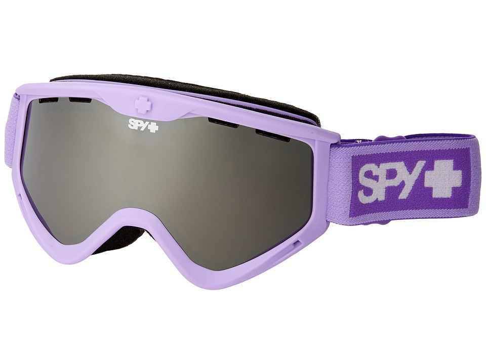 Spy Optic - Targa 3 (Elemental Lavender/Bronze/Silver Mirror/Persimmon) Snow Goggles