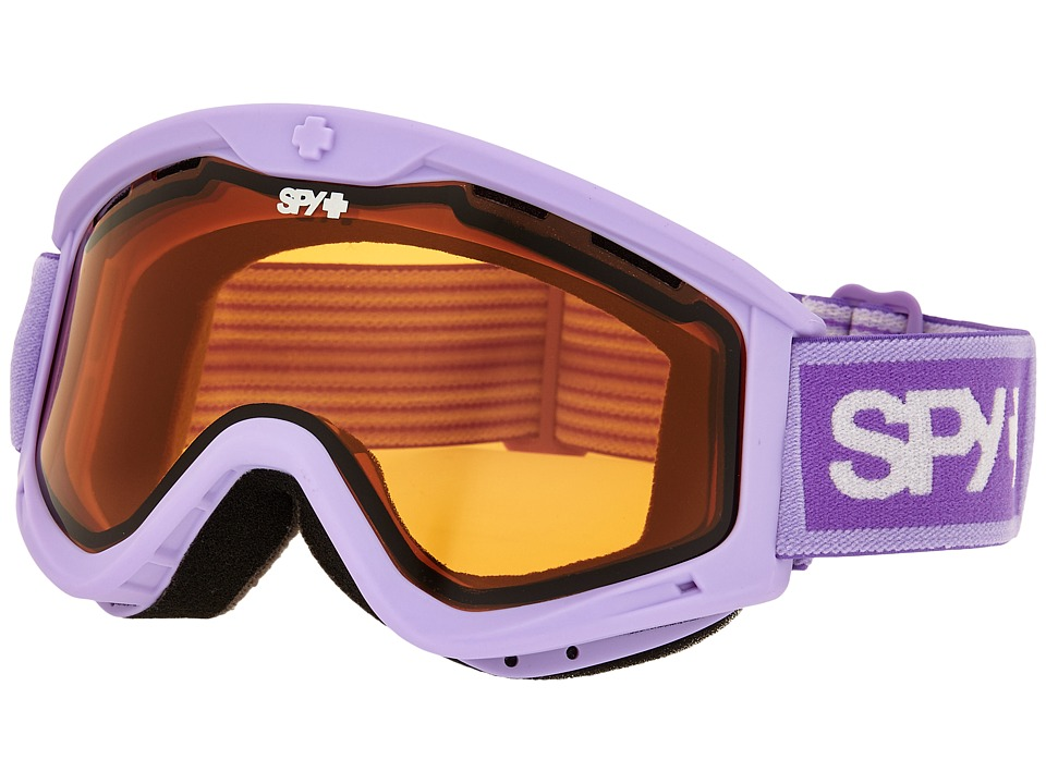 Spy Optic - Targa 3 (Elemental Lavender/Persimmon) Snow Goggles