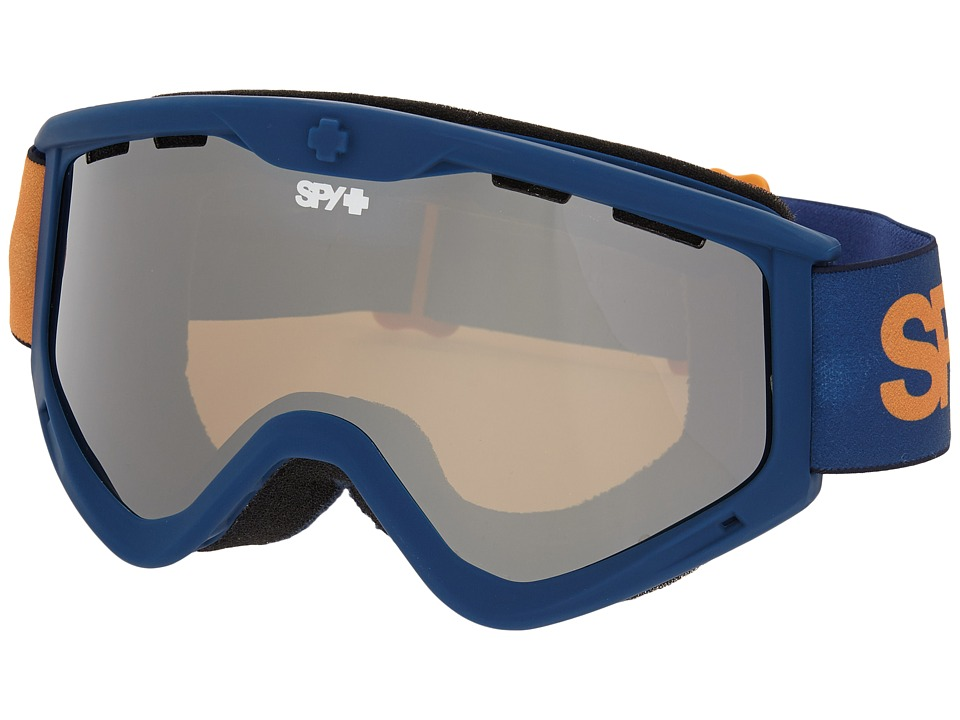 Spy Optic - Targa 3 (Blue Fade/Bronze/Silver Mirror) Snow Goggles