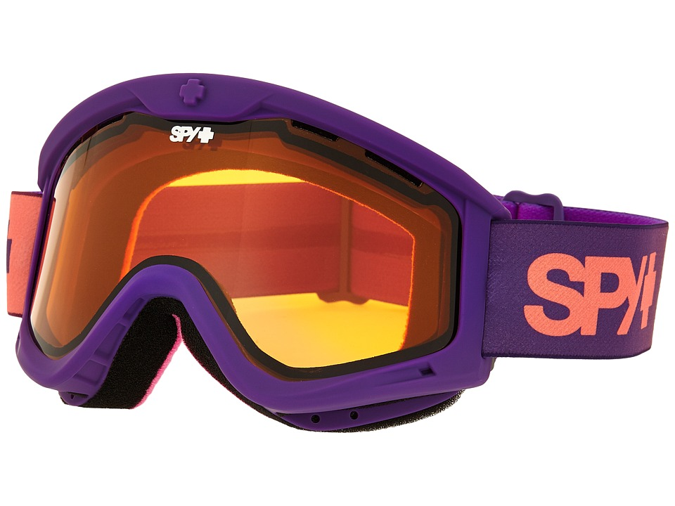 Spy Optic - Targa 3 (Purple Fade/Persimmon) Snow Goggles