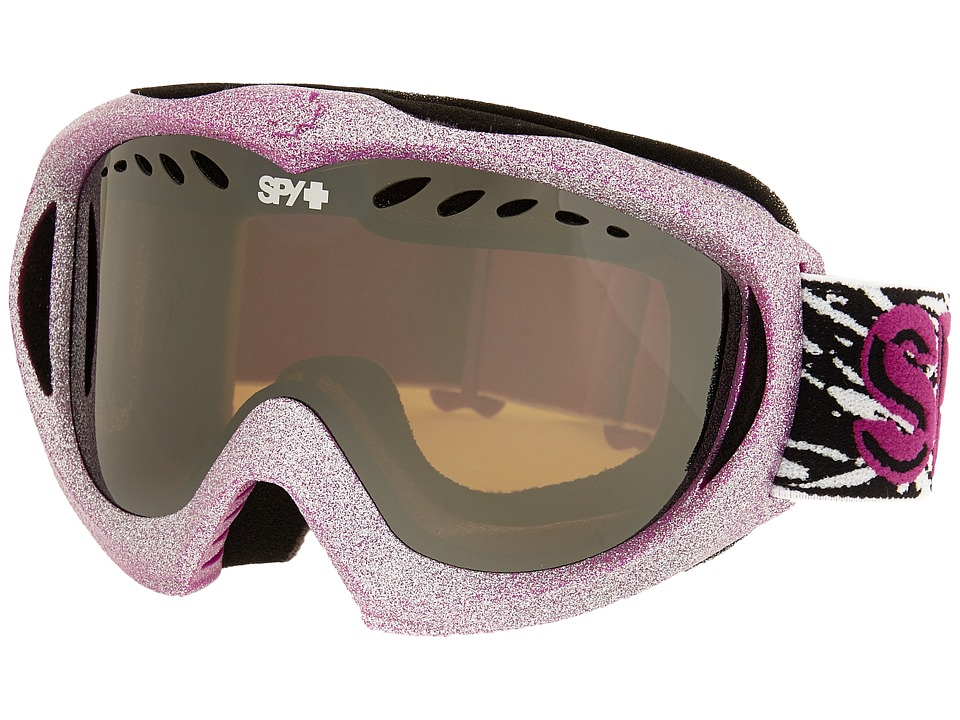 Spy Optic - Targa Mini (Wild Thing/Bronze/Silver Mirror) Snow Goggles