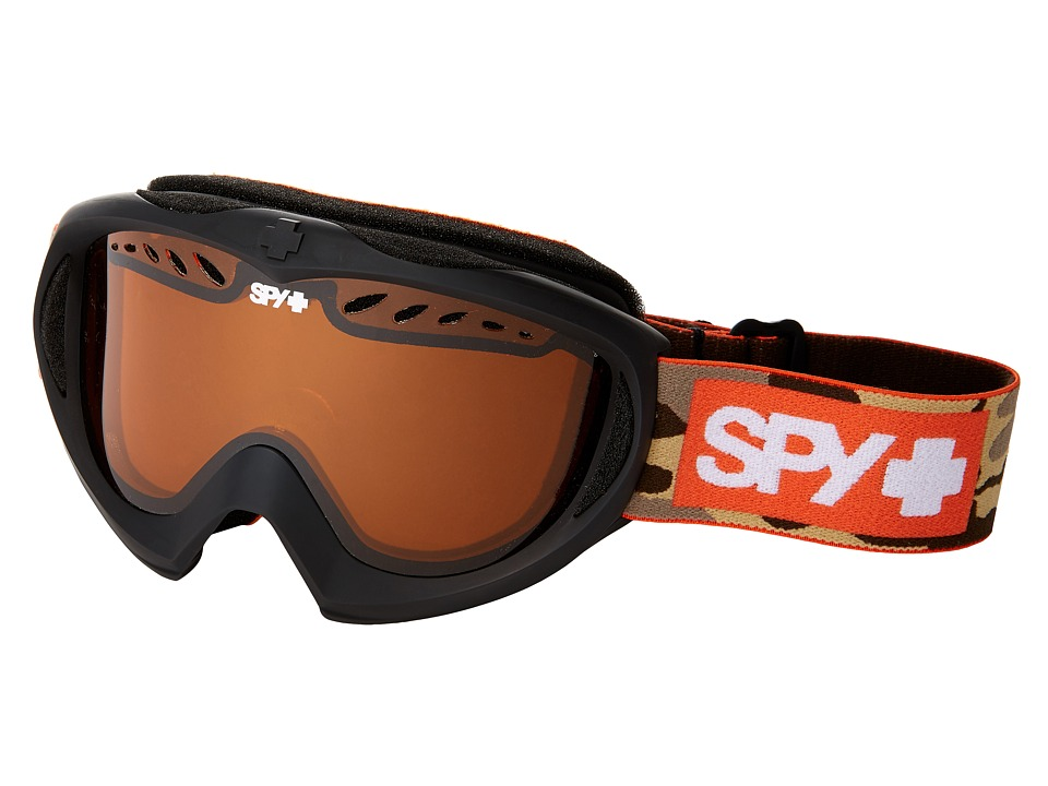 Spy Optic - Targa Mini (Hide And Seek/Persimmon) Snow Goggles