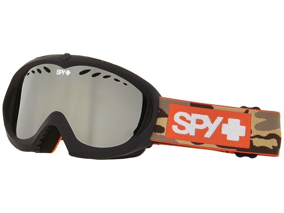 Spy Optic - Targa Mini (Hide And Seek/Bronze/Silver Mirror) Snow Goggles