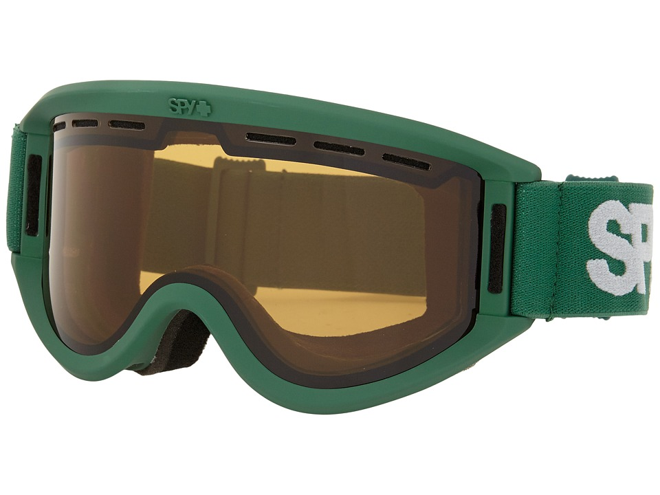 Spy Optic - Getaway (Matte Green/Bronze) Goggles