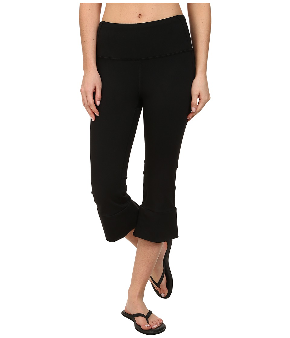 Stonewear Designs - Liberty Capris (Black) Women's Capri