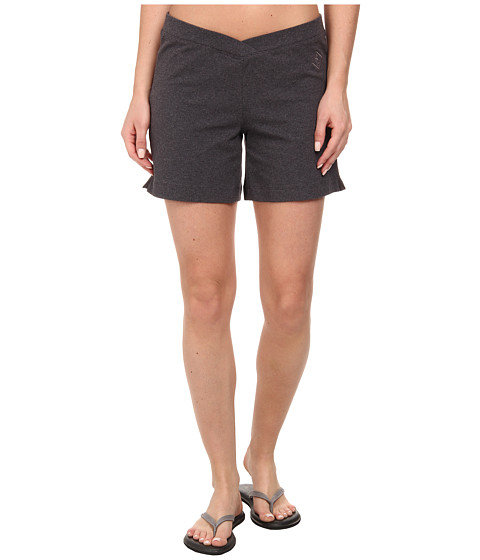 Stonewear Designs - Stonewear Shorts (Heather Gray) Women